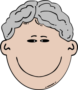 Old Mann Clipart png free, Old Mann transparent png