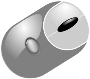 Computer Mouse Clipart png free, Computer Mouse transparent png