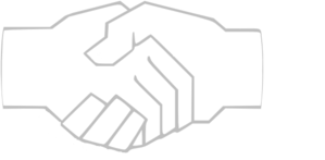 Simple Handshake Gray Clipart png free, Simple Handshake Gray transparent png