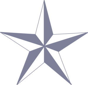 Texas Star Clipart png free, Texas Star transparent png