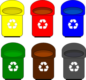 Recycle Dumpsters Clipart png free, Recycle Dumpsters transparent png