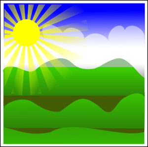 Sunrise 2 Clipart png free, Sunrise 2 transparent png