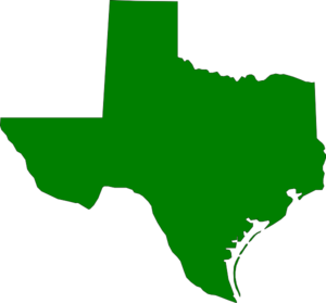 Green Texas State Clipart png free, Green Texas State transparent png