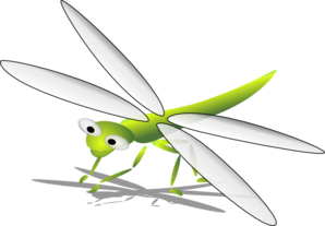 Cartoon Dragonfly Clipart png free, Cartoon Dragonfly transparent png