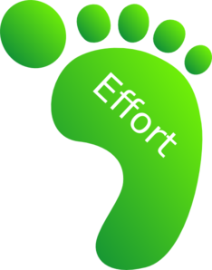 Green Feet Effort White  Clipart png free, Green Feet Effort White  transparent png