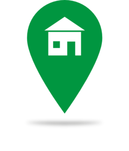 Green Home Icon Clipart png free, Green Home Icon transparent png