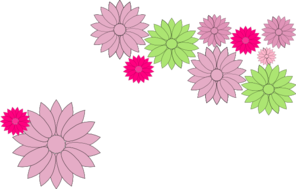 Daisy Chain Clipart png free, Daisy Chain transparent png