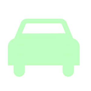 Car Green Solid Fat Silhouette Clipart png free, Car Green Solid Fat Silhouette transparent png