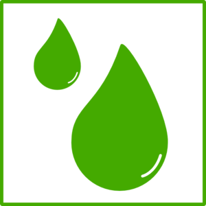 Green Rain Icon Clipart png free, Green Rain Icon transparent png