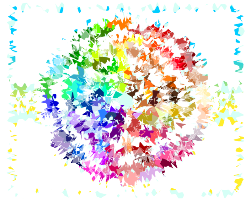 Paint Splatter Clipart png free, Paint Splatter transparent png
