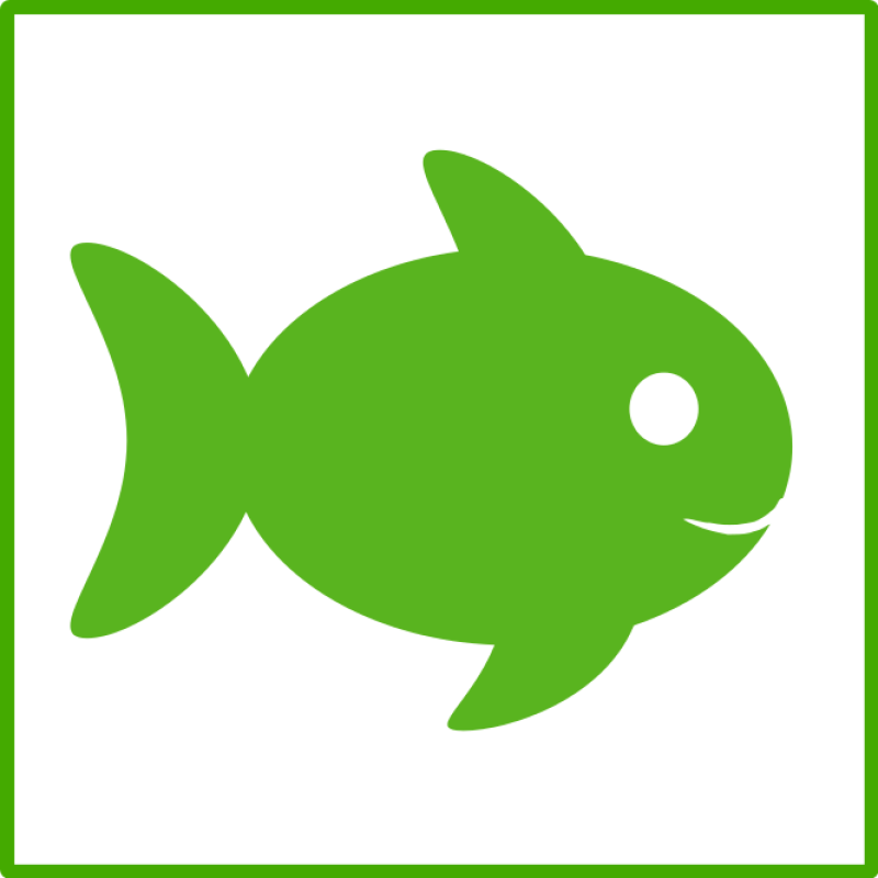 Green Fish Clipart png free, Green Fish transparent png
