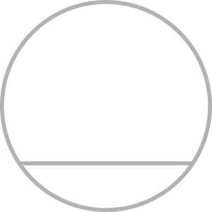Grey Circle And Line 3 Clipart png free, Grey Circle And Line 3 transparent png