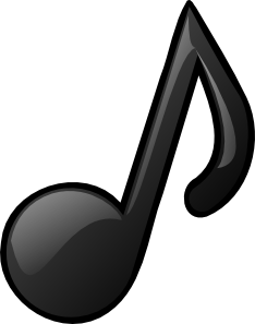 Musical Note Clipart png free, Musical Note transparent png