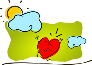 Anxious Heart Clipart png free, Anxious Heart transparent png