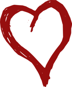 Cuore Clipart png free, Cuore transparent png