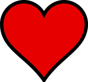 My Heart Clipart png free, My Heart transparent png