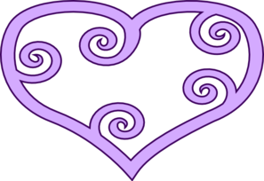 Small Heart Clipart png free, Small Heart transparent png