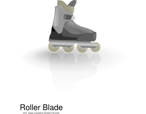 Skate Boots Clipart png free, Skate Boots transparent png