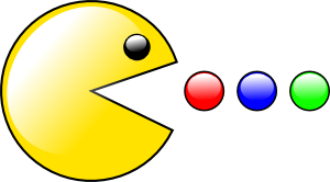 Pacman (Yet Another) Clipart png free, Pacman (Yet Another) transparent png