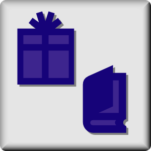 Hotel Icon Gift And Book Shop Clipart png free, Hotel Icon Gift And Book Shop transparent png