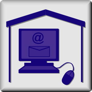 Hotel Icon In Room Email Access Clipart png free, Hotel Icon In Room Email Access transparent png