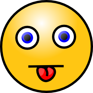 Smiley With Tongue Out Clipart png free, Smiley With Tongue Out transparent png