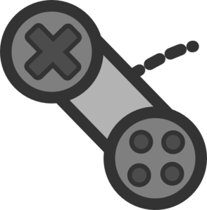 Game Controller Clipart png free, Game Controller transparent png