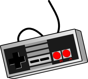 Bhspitmonkey Old School Game Controller Clipart png free, Bhspitmonkey Old School Game Controller transparent png