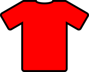 Red T-Shirt Icon Clipart png free, Red T-Shirt Icon transparent png