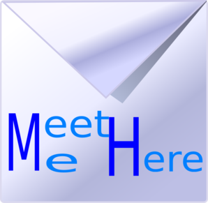 Meet Me Here Icon Clipart png free, Meet Me Here Icon transparent png