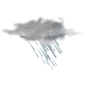 Heavy Rain Weather Icon Clipart png free, Heavy Rain Weather Icon transparent png