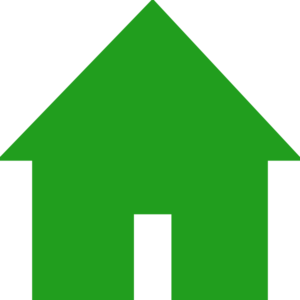 Green House Icon Clipart png free, Green House Icon transparent png