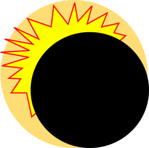 Eclipse Cartoon Clipart png free, Eclipse Cartoon transparent png
