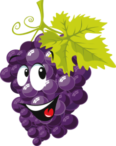 Cartoon Grapes Icons Clipart png free, Cartoon Grapes Icons transparent png