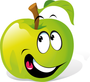 Cartoon Apple Clipart png free, Cartoon Apple transparent png