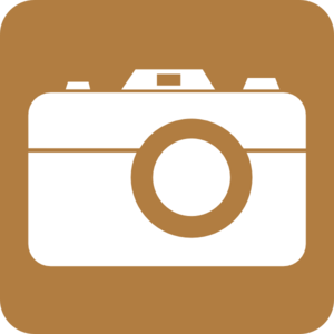 Camera Icon Brown Clipart png free, Camera Icon Brown transparent png