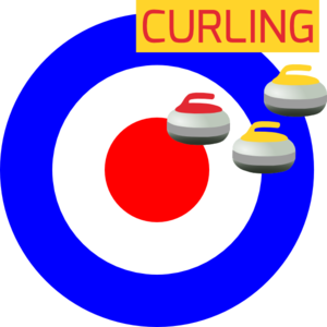 Curling Winter Sport Icon Clipart png free, Curling Winter Sport Icon transparent png