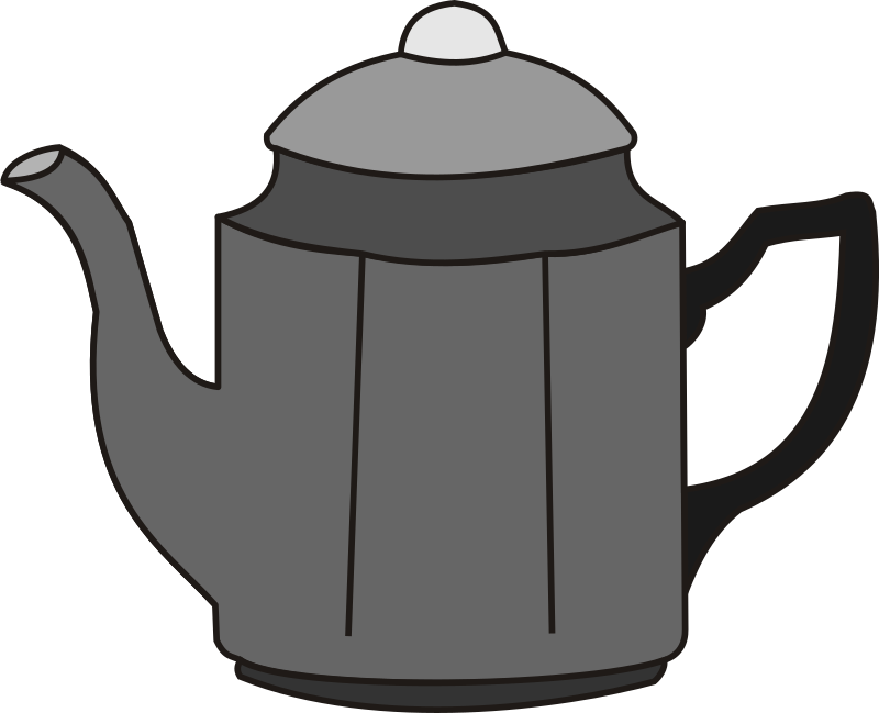 Coffee-Pot Clipart png free, Coffee-Pot transparent png