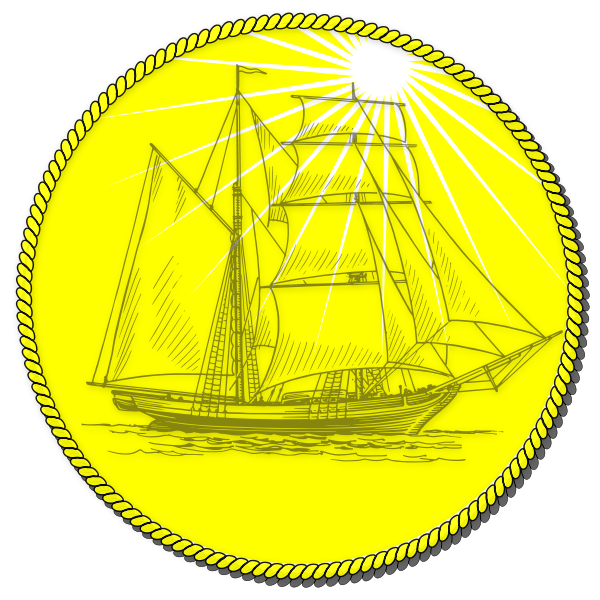 Golden Coin Clipart png free, Golden Coin transparent png