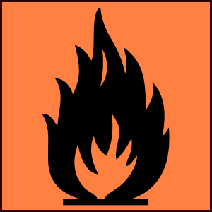 Flammable Symbol Clipart png free, Flammable Symbol transparent png