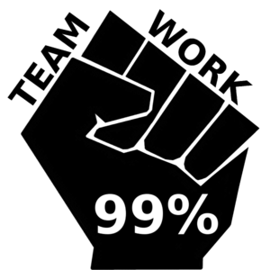 Occupy Teamwork Clipart png free, Occupy Teamwork transparent png