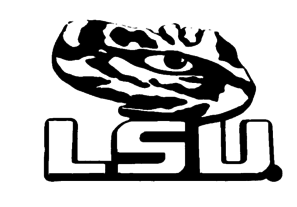 Lsu Tiger Clipart png free, Lsu Tiger transparent png