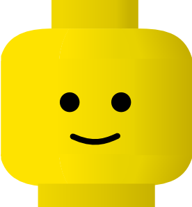 Pitr Lego Smiley Happy Clipart png free, Pitr Lego Smiley Happy transparent png