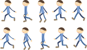 Walk Clipart png free, Walk transparent png