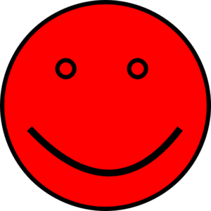 Red Face Clipart png free, Red Face transparent png