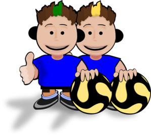 Bowling Team Clipart png free, Bowling Team transparent png