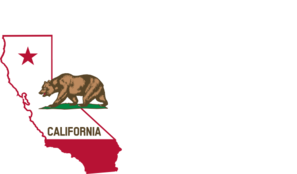 State Of California With Bear Clipart png free, State Of California With Bear transparent png