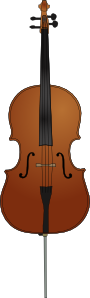 Cello Clipart png free, Cello transparent png
