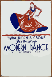 Festival Of Modern Dance - Myra Kinch & Group Music By Manuel Galea. Clipart png free, Festival Of Modern Dance - Myra Kinch & Group Music By Manuel Galea. transparent png