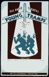 The Dance Theatre  Young Tramps  Choreography By Don Oscar Becque, Music Composed By Donald Pond : The American Dance Seeks New Technique To Express To-Days Problems. Clipart png free, The Dance Theatre  Young Tramps  Choreography By Don Oscar Becque, Music Composed By Donald Pond : The American Dance Seeks New Technique To Express To-Days Problems. transparent png